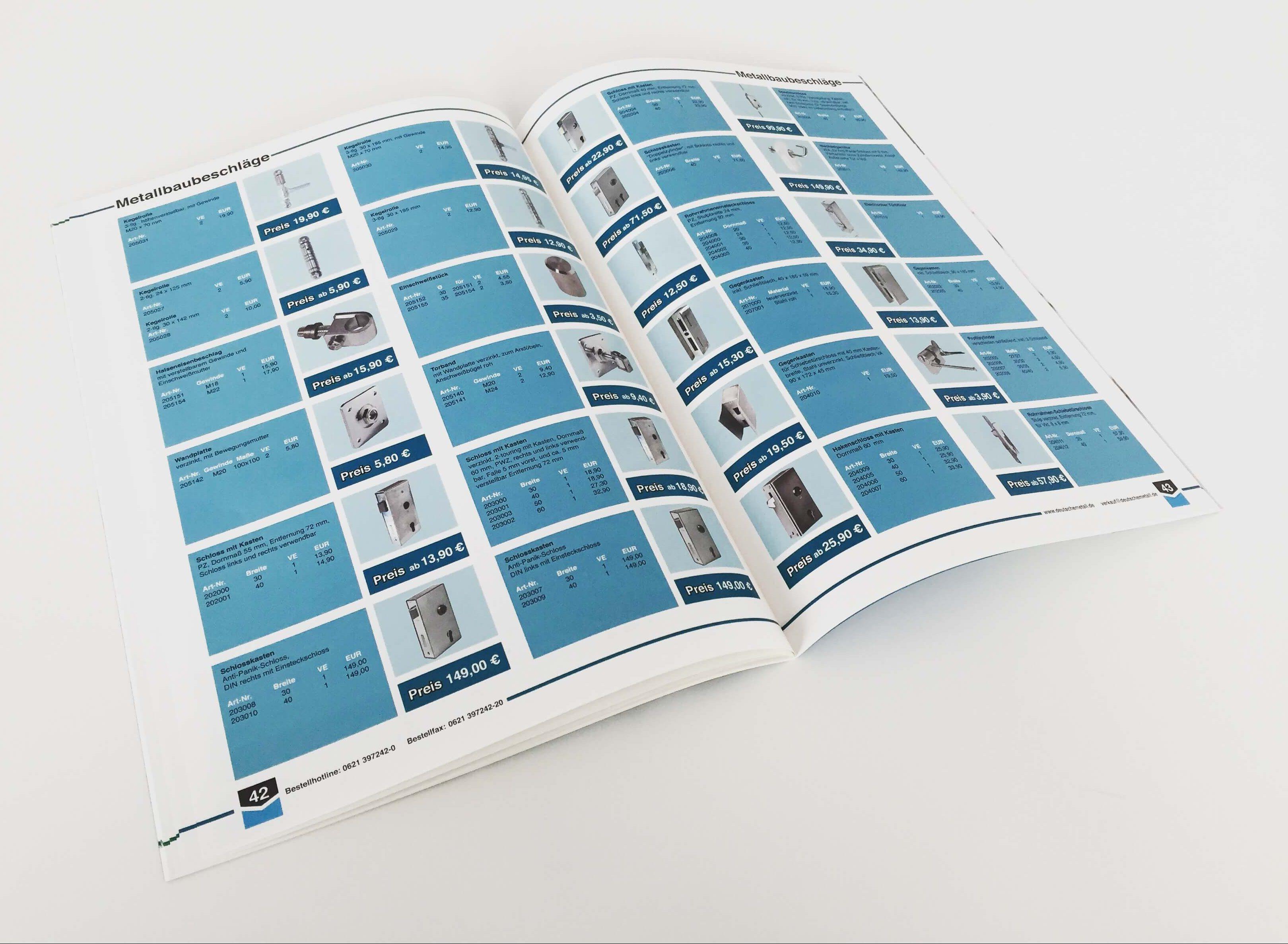 Katalogseiten