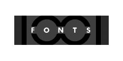 Logo von 1001 Fonts