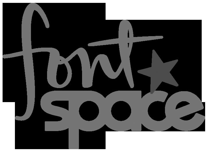 Logo von Font Space