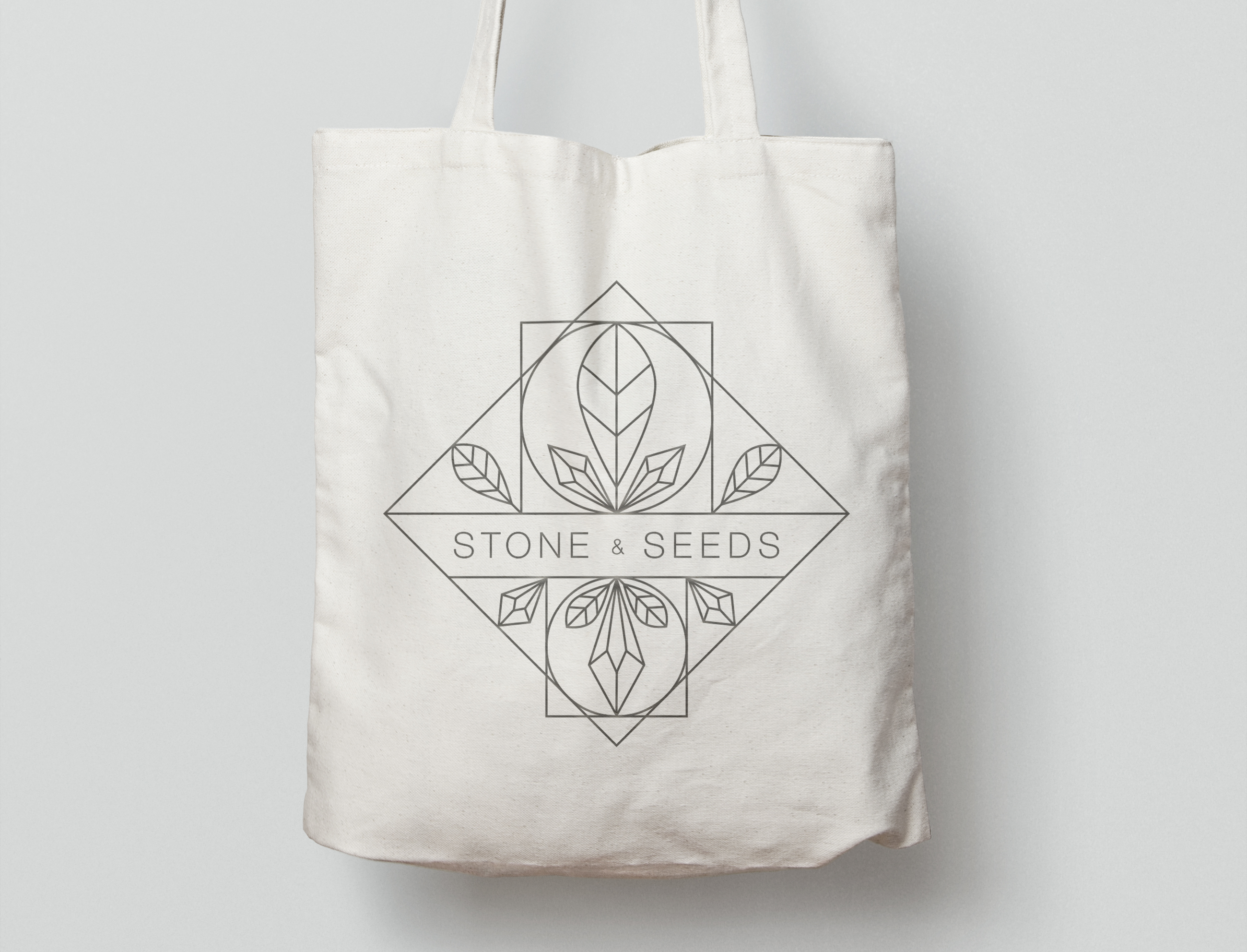 Bild einer Tasche mit Logo